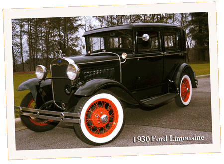 1930 Ford Limousine